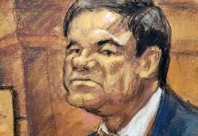 Lo perdono, dice testigo en audiencia de sentencia de El Chapo