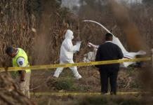 Avanza caso de accidente en helicóptero en el que murió gobernadora de Puebla