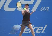 Giuliana Olmos es eliminada en torneo de dobles de Mallorca