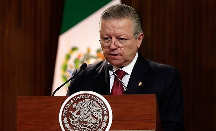 Arturo Zaldívar se sostiene: Presiones de Calderón fueron por los casos ABC y Cassez