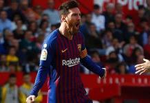 Lionel Messi lidera clasificación para ganar su sexta Bota de Oro