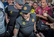 Maradona y su paso por México