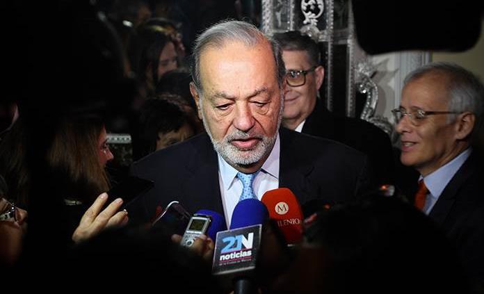Carlos Slim hacía trampa con cobros por minuto, acusa diputado