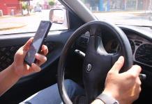 Aún en análisis, propuesta de aumentar a 6 mil pesos la multa por uso de celular al conducir
