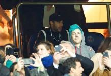 UEFA abre expediente contra Neymar por insultos a árbitros