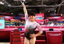 Alexa Moreno disputará una final más, ahora en Doha