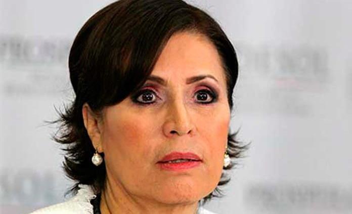 Rosario Robles seguirá en la cárcel; magistrada confirma prisión preventiva