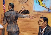 Juez pospone para el 17 de julio la sentencia contra el Chapo
