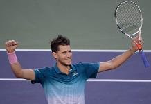 Dominic Thiem sube cuatro lugares en ranking de Asociación de Tenistas