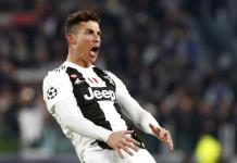 UEFA abre expediente a Cristiano Ronaldo por gesto obsceno