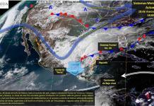 Continuarán las tormentas en SLP y otros 10 estados del país, alerta Meteorológico