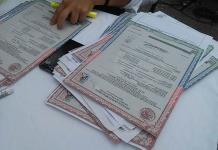A partir de la próxima semana, Registro Civil de SLP expedirá actas en braille