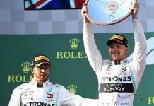 Valtteri Bottas se adjudica GP de Australia
