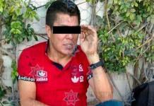 Cae presunto aletero en posesión de tres auto estéreos robados en estacionamiento de Plaza Citadina
