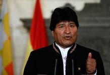 Bolivia fija elecciones presidenciales para el 20 de octubre