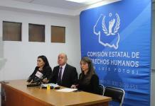 CEDH solicitará a Conavim agregar otros tres municipios de SLP a la Alerta de Género