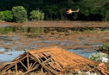 El número de víctimas por tragedia minera en Brasil ya llega a 209