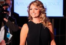 Angélica Rivera alista su regreso a la televisión