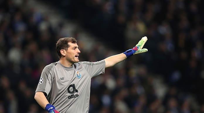 Casillas renueva contrato con Porto otra temporada'>