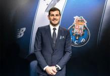 Iker Casillas renueva contrato con Porto