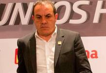 Me quedo en el PES, dice Cuauhtémoc Blanco