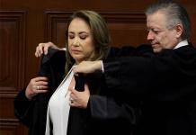 Suprema Corte recibe a Yasmín Esquivel Mossa como nueva ministra