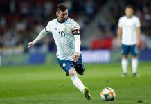 Messi y Martínez, bajas para el próximo partido de Argentina por problemas físicos