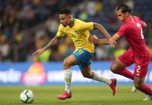 Panamá logra empate 1-1 ante Brasil en amistoso