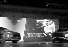 La nueva era Mitsubishi ha comenzado