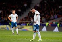Lio Messi causa baja de la albiceleste por lesión