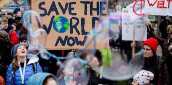Varias ONG internacionales denunciarán a los responsables del cambio climático