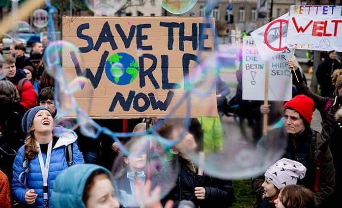 Bill Gates espera recaudar 2,500 millones en 2020 para combatir crisis climática
