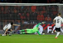 Con un agónico gol, Alemania vence a Holanda