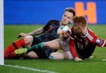 Croacia pierde ante Hungría en eliminatoria hacia la Eurocopa 2020