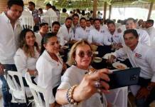 Más de 50% en el partido de Elba Esther son ex panistas