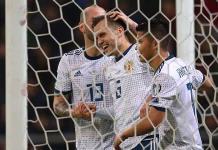 Rusia golea por 4-0 a su similar de Kazajistán