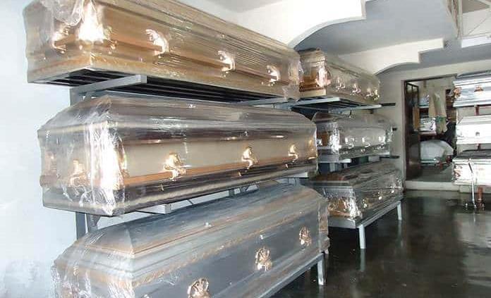 Impone Coepris restricciones a hospitales y funerarias en casos de decesos por coronavirus