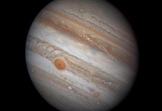 Júpiter tendrá su mayor acercamiento a la tierra el próximo 7 de junio