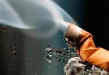 Greenpeace alerta por contaminación de colillas de cigarros