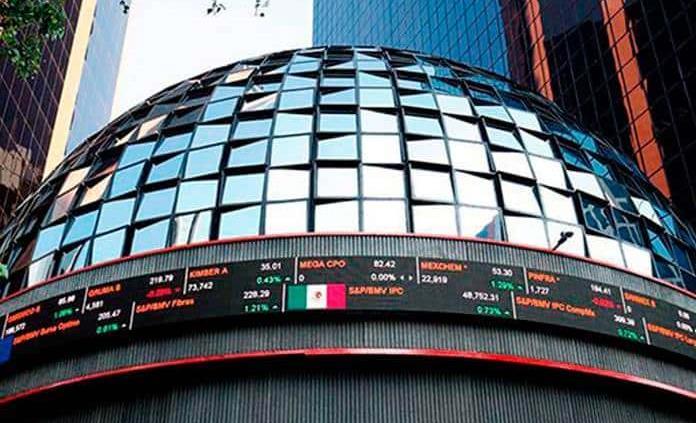 Bolsa Mexicana cae 1.41 por ciento