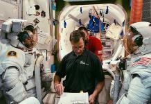 La exposición histórica a radiación espacial no aumenta el riesgo de cáncer
