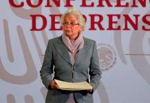 Sánchez Cordero comparte lo dicho por el ministro Zaldívar sobre ABC
