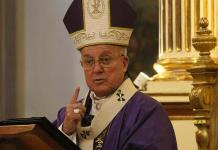 """Ecuación corrupta: """"La comunidad quiere justicia"""", dice el Arzobispo"""