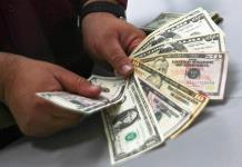 Dólar cierra hasta en 19.76 pesos en bancos