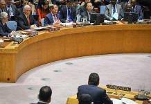 México recibe apoyo unánime para Consejo de Seguridad de la ONU