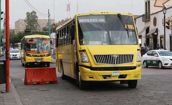 DGSPM ha detectado dos choferes de camiones urbanos que consumían estupefacientes