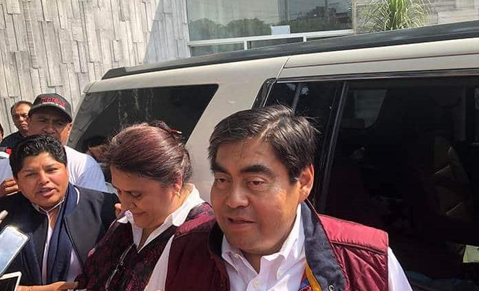 Barbosa no se retractará tras dichos sobre Martha Erika y Moreno Valle