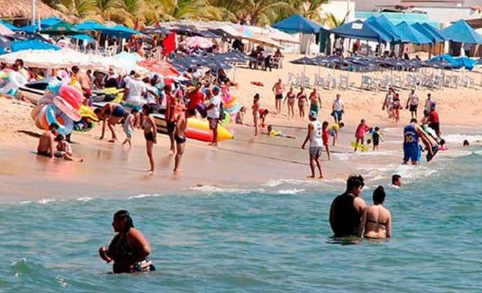 El turismo extranjero crece un 7 % en México en el primer semestre de 2019