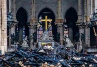 Diez incendios que destruyeron grandes recintos culturales del mundo