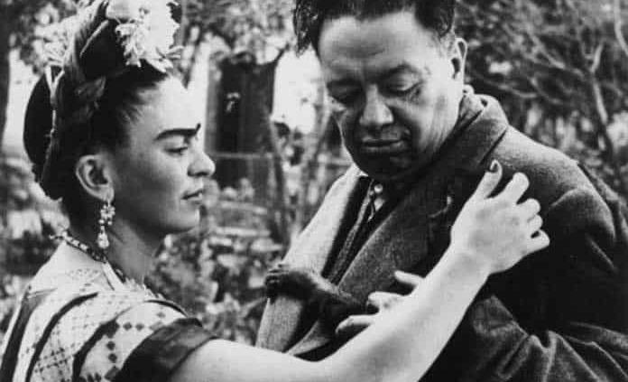 Frida y Diego, a 90 años de su primer matrimonio